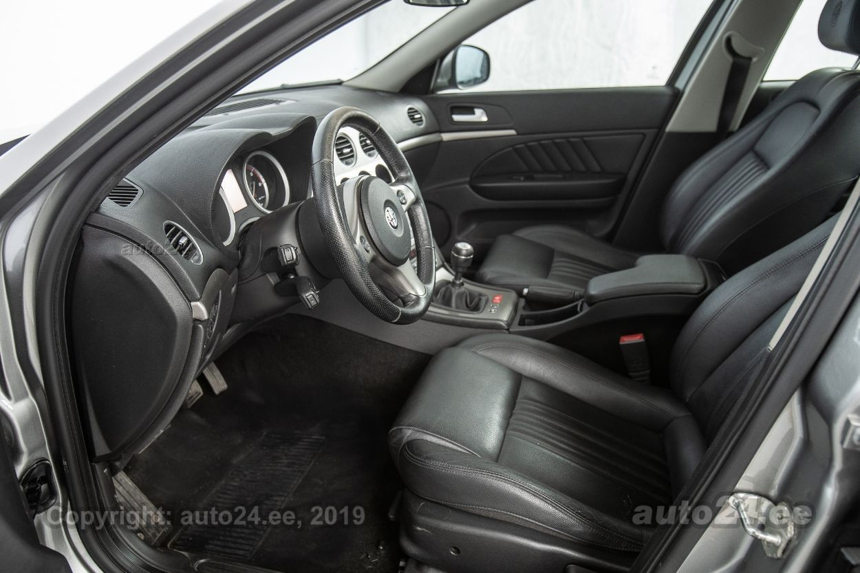 Alfa Romeo 159 Distinctive 1.9 88kW