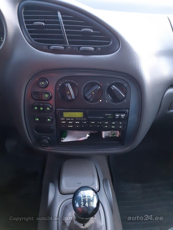 Ford Galaxy Ghia 1.9 tdi 81kW