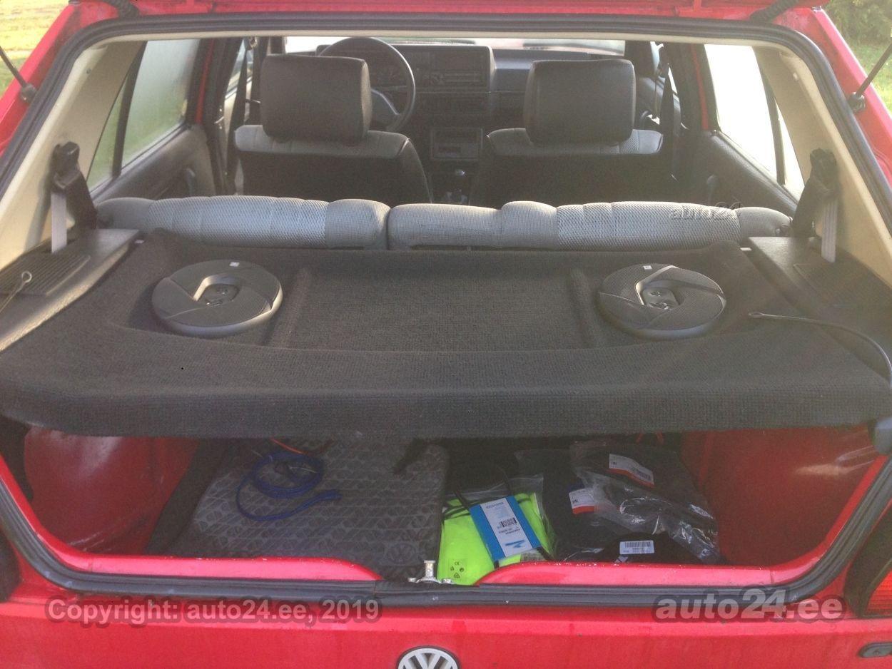 Volkswagen Golf 1.6 55kW