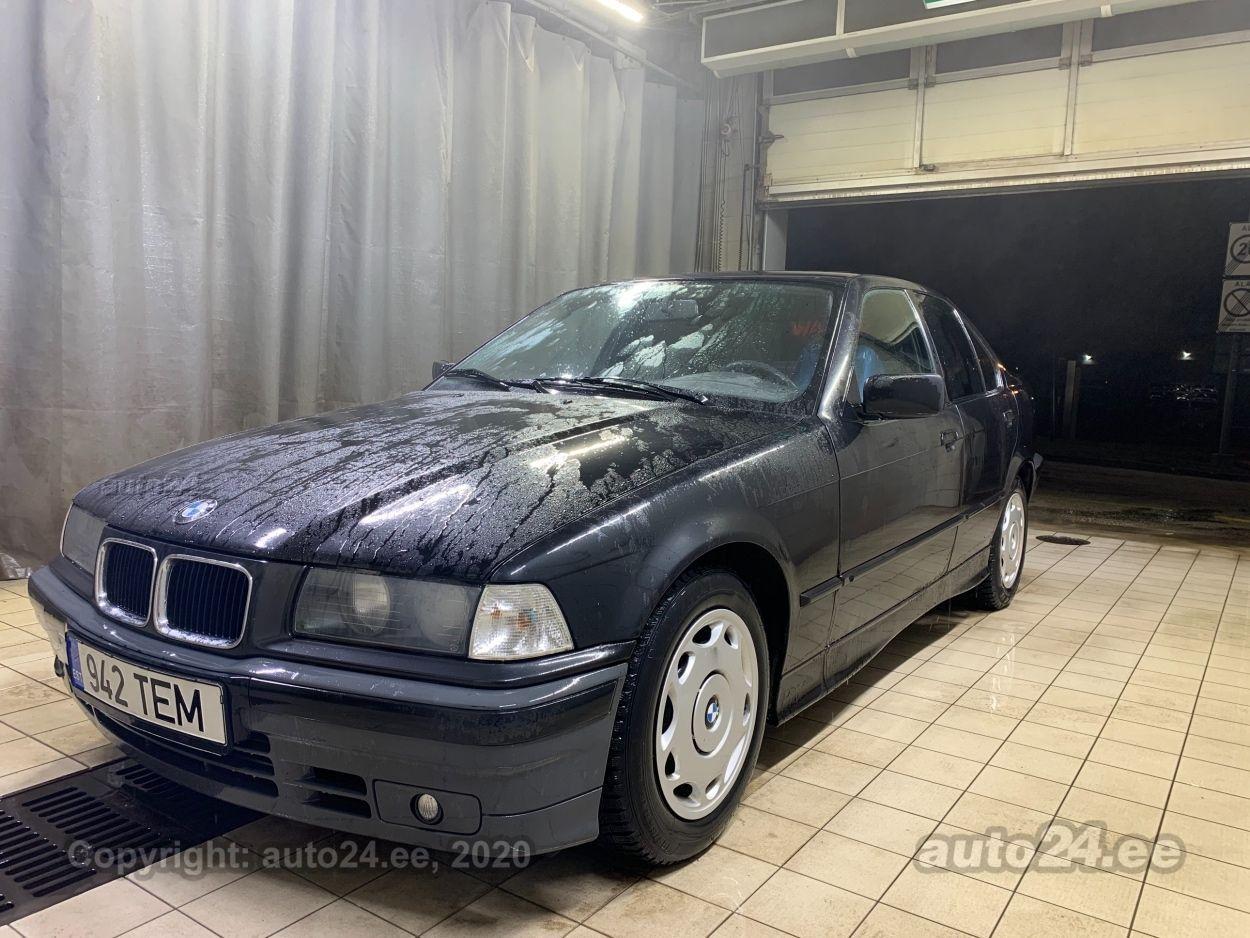 BMW 318 1.8 83kW