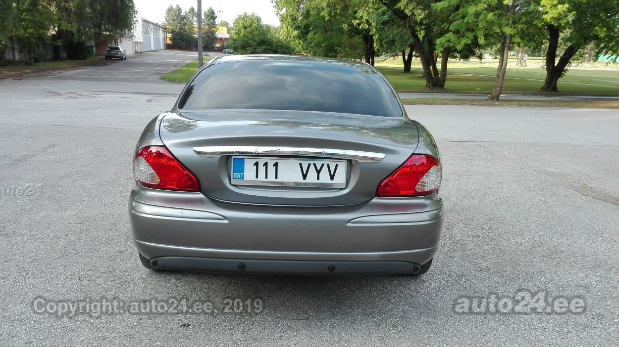 Jaguar X-Type 2.2 107kW