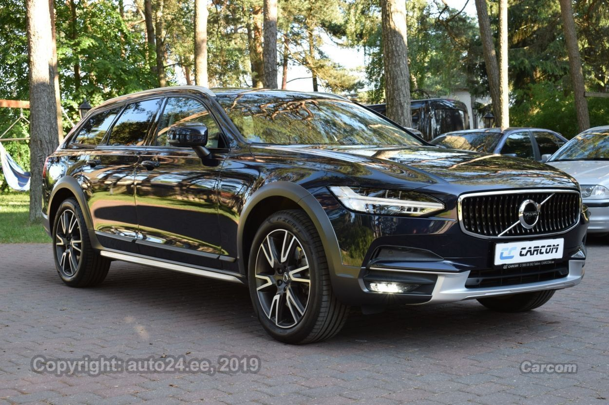 Volvo V90 Cross Country PRO INTELLI SAFE WINTER MY2019 2.0 D4 140kW