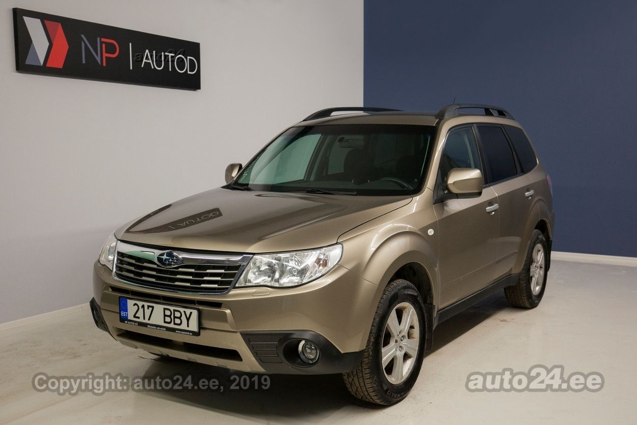Subaru Forester 4WD 2.0 110kW