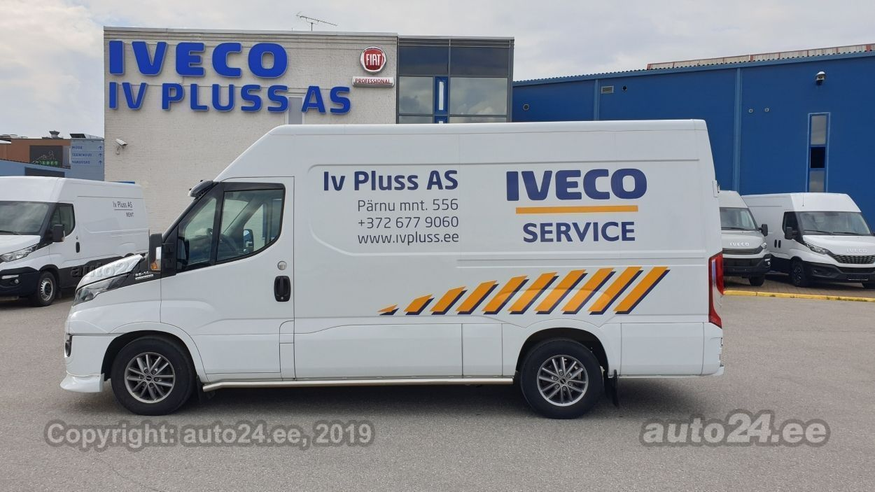 Iveco Daily 35S14A8 V 2.3 100kW
