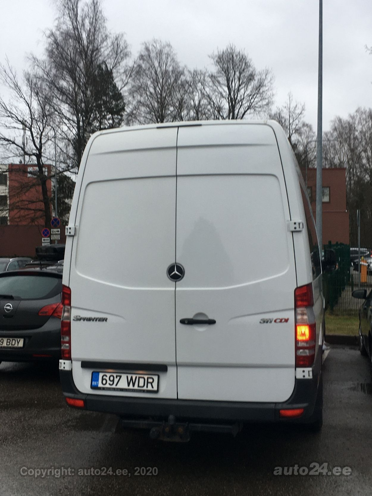 Mercedes-Benz Sprinter 311cdi 2.1 80kW