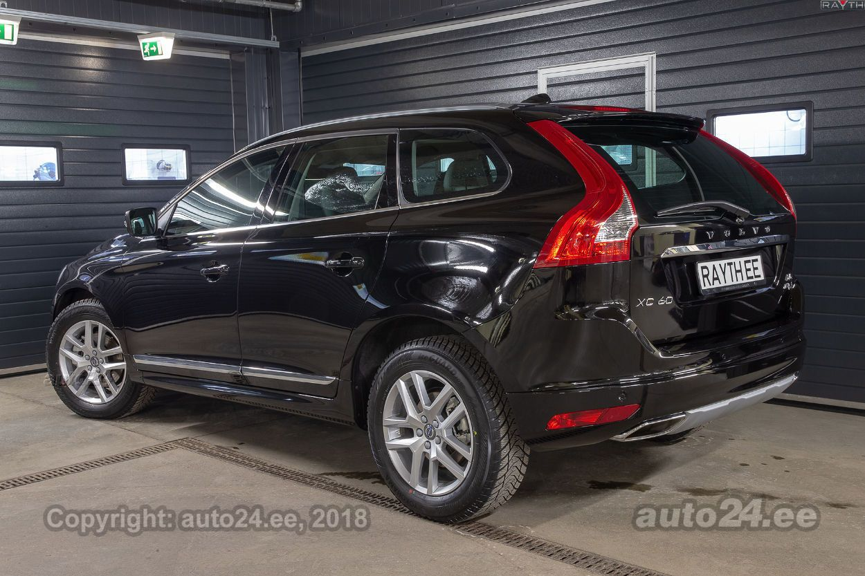 Volvo XC60 Summum Intelli D5 AWD 2.4 162kW