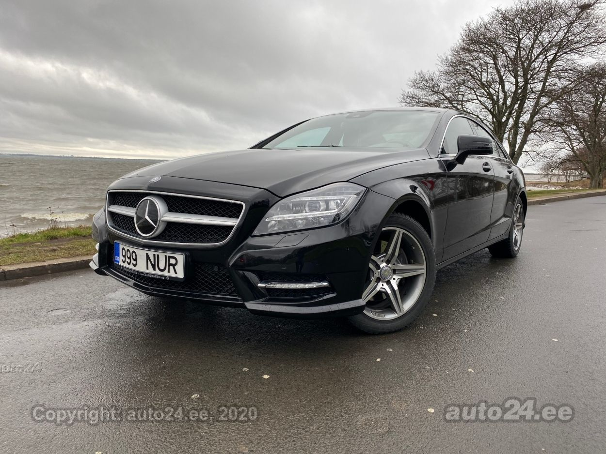 Mercedes-Benz CLS 350 Facelift AMG Styling 3.5 225kW