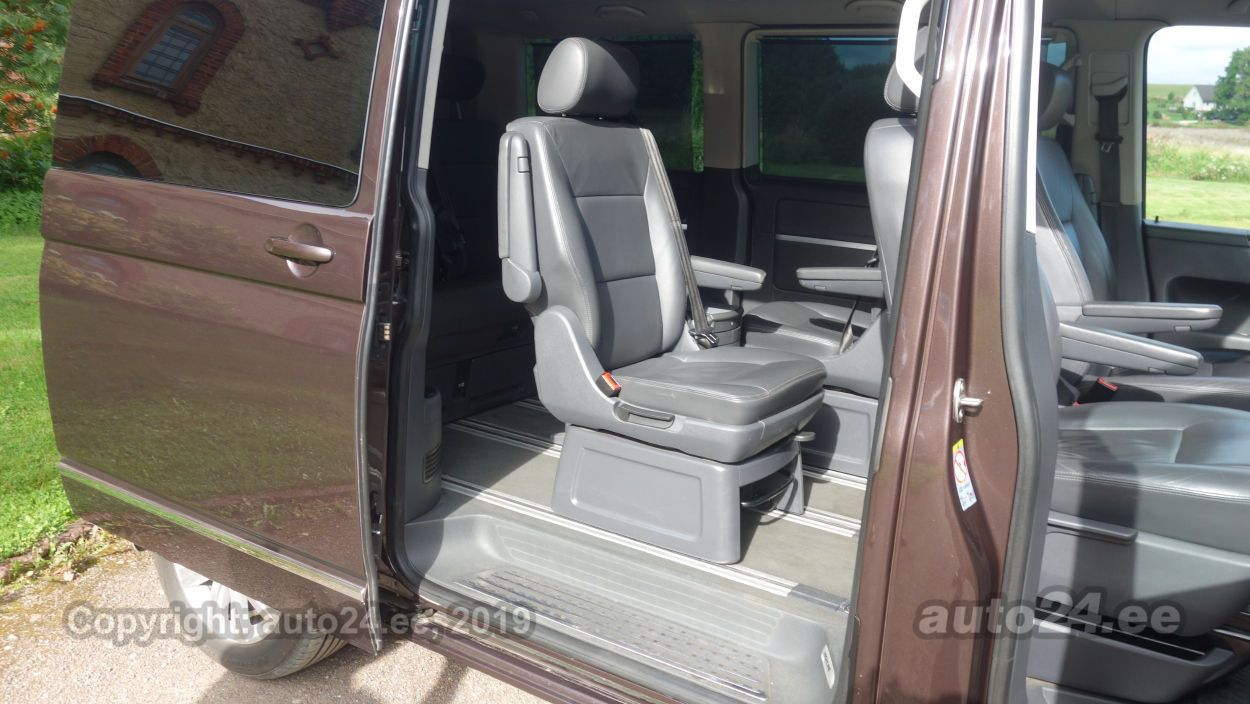 Volkswagen Multivan Highline 2.0 132kW