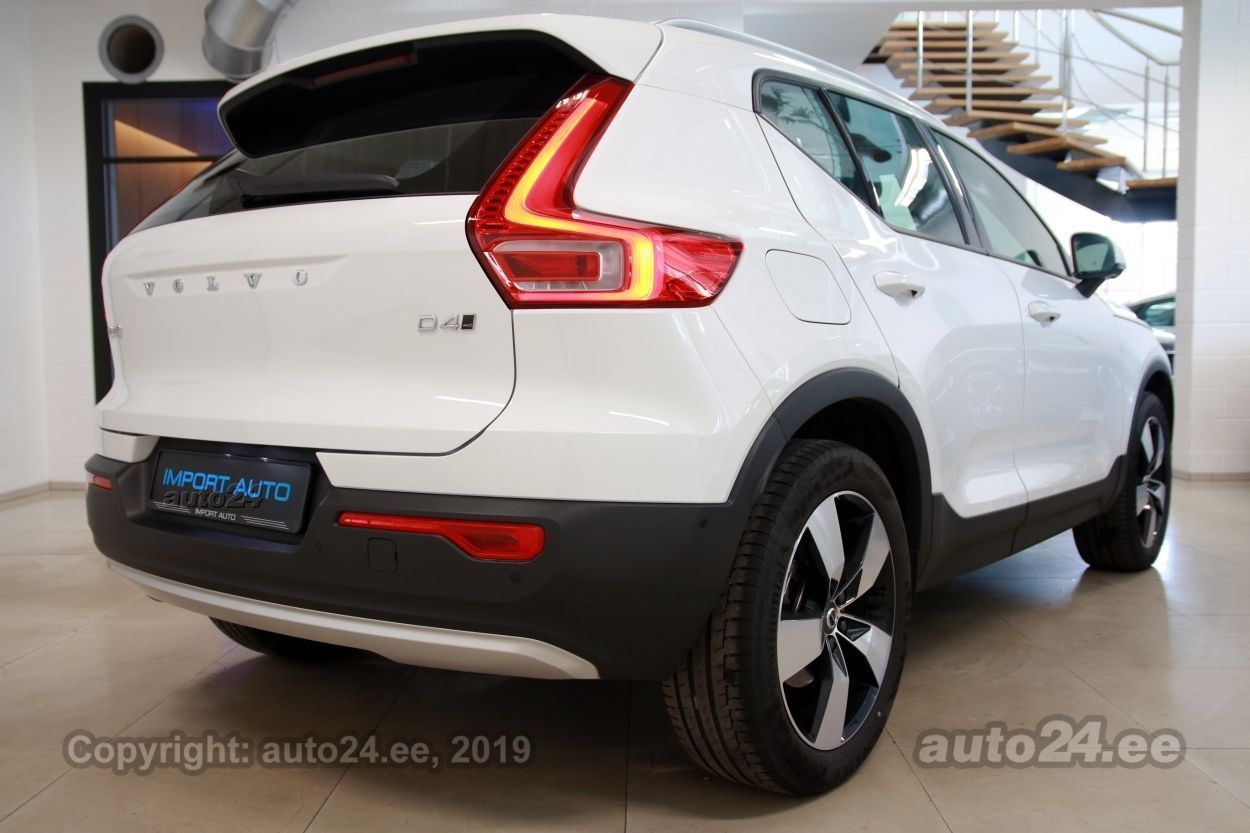 Volvo XC40 AWD XENIUM INTELLI SAFE BUSINESS PRO FULL 2.0 D4 140kW