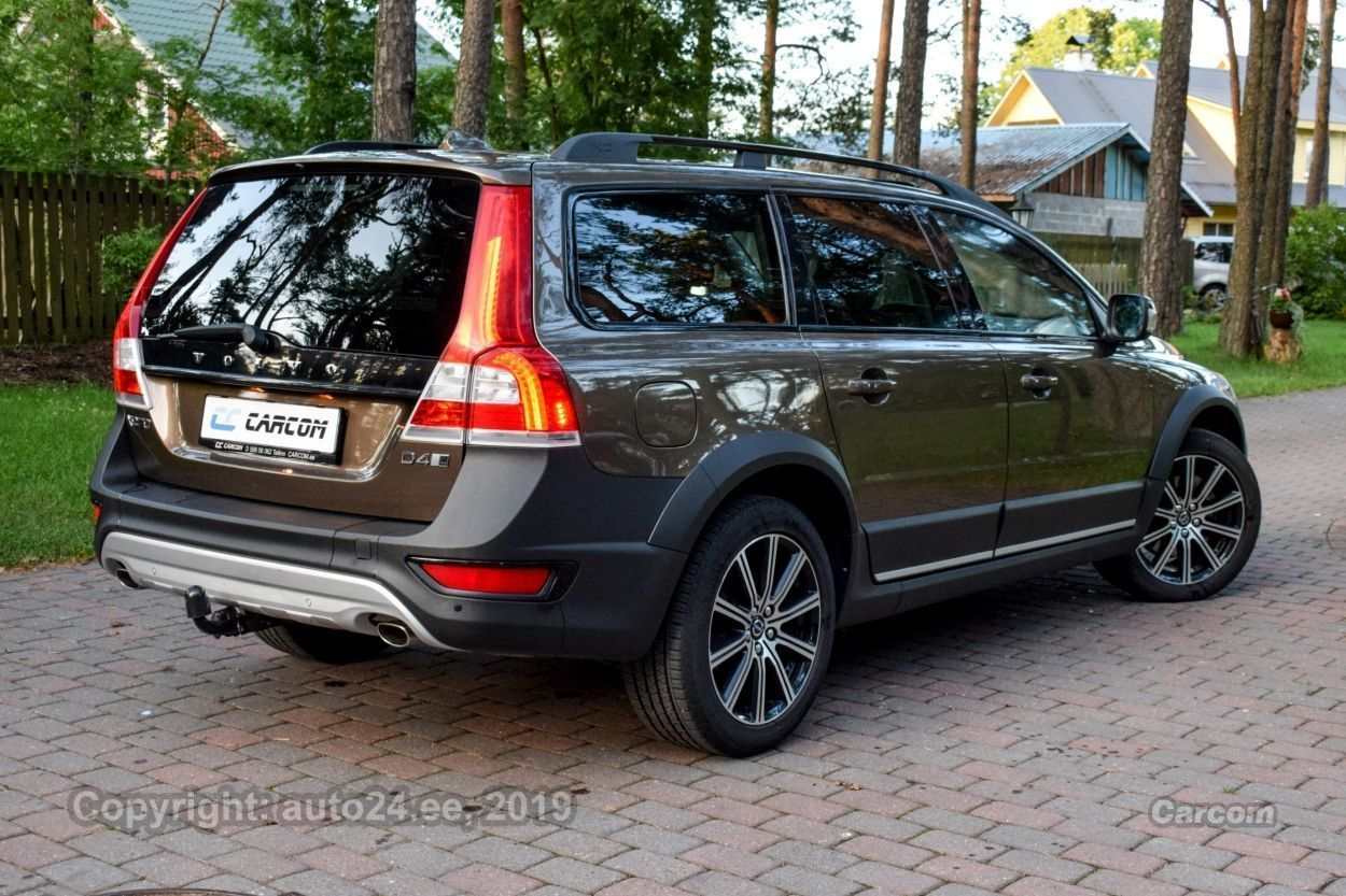 Volvo XC70 Classic Sport Edition AWD 2.4 D4 133kW