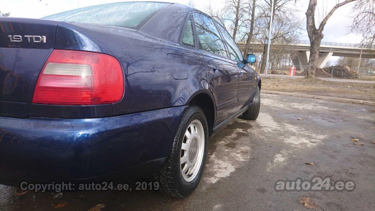 Audi A4 1.9 81kW