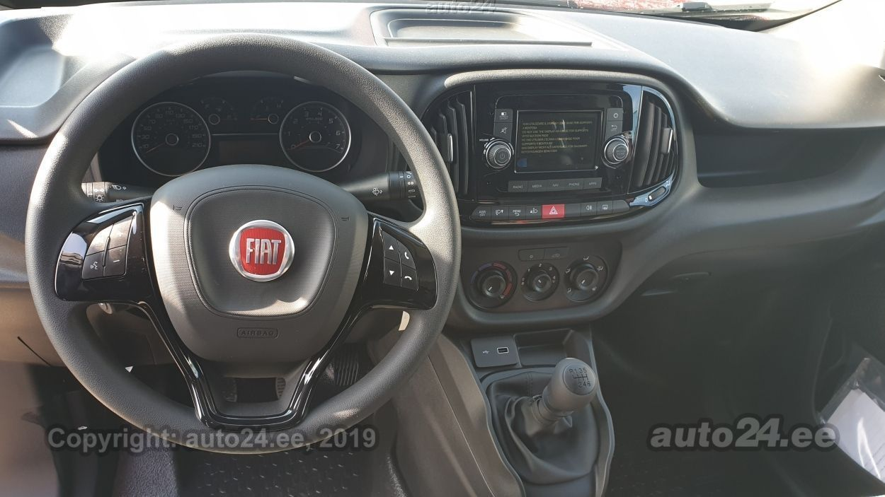 Fiat Doblo Cargo Maxi 1.6 77kW