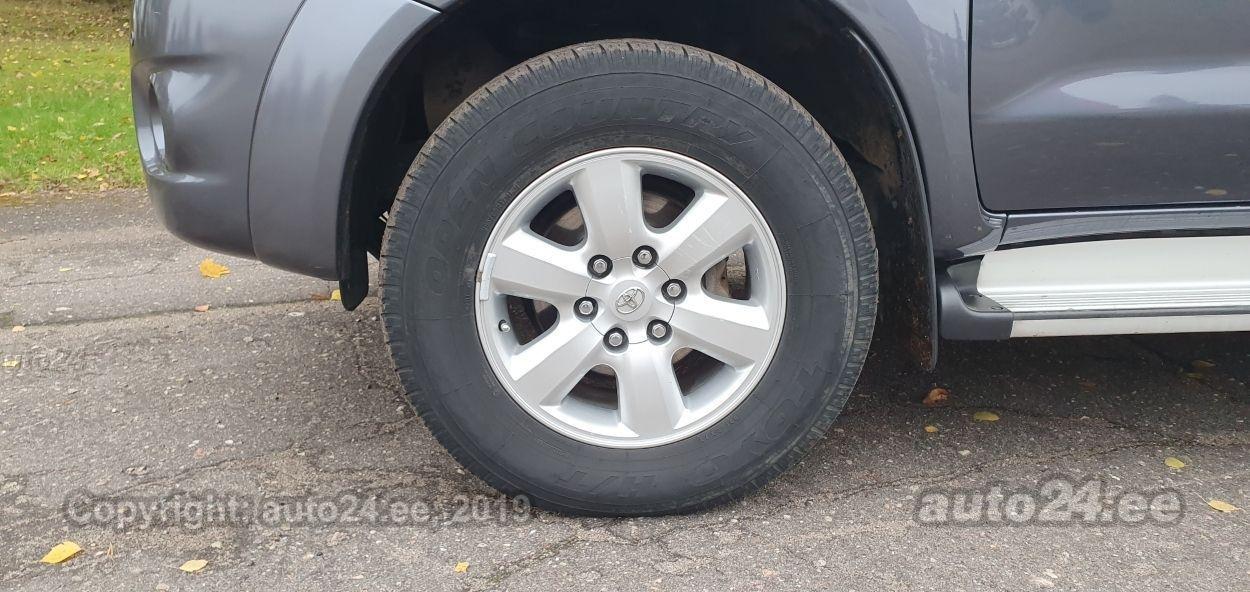 Toyota Hilux SR+ D-4D 3.0 126kW