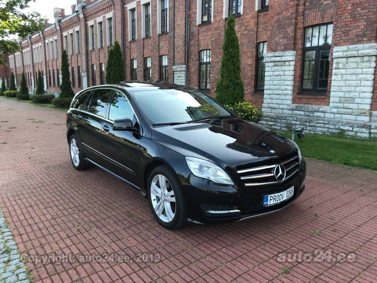 Mercedes-Benz R 350 4MATIC LONG AMG 3.0 195kW
