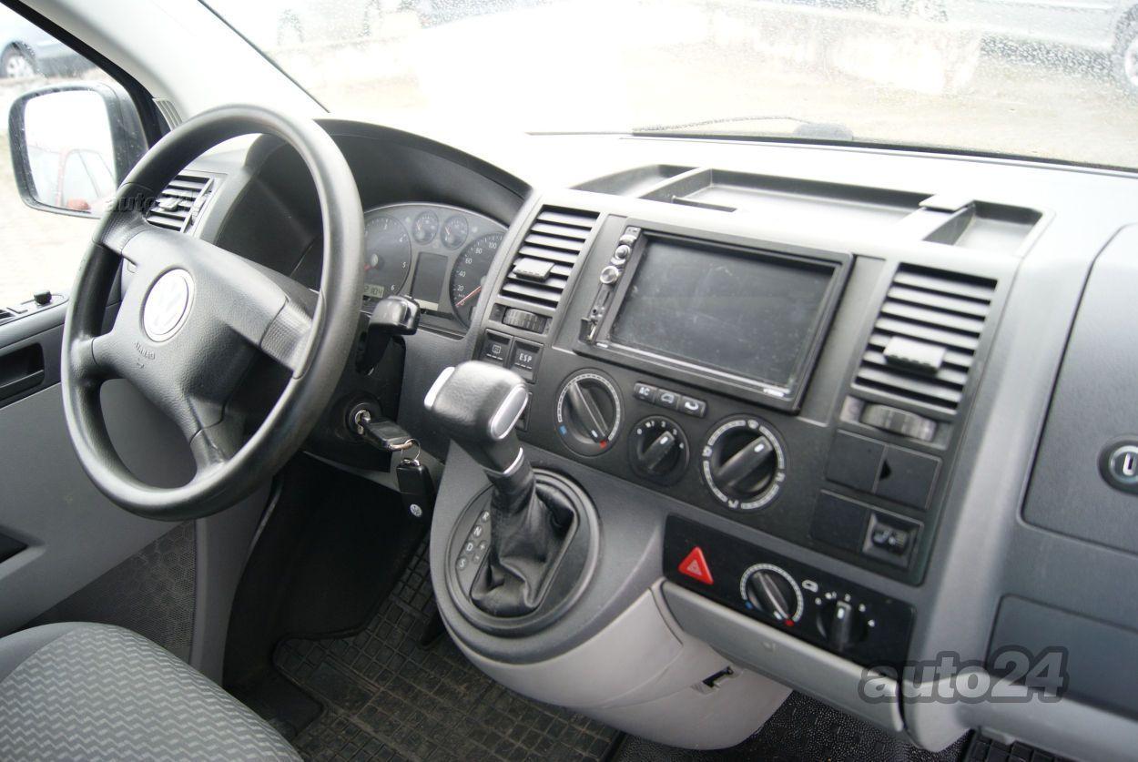 Volkswagen Transporter 2.5 128kW