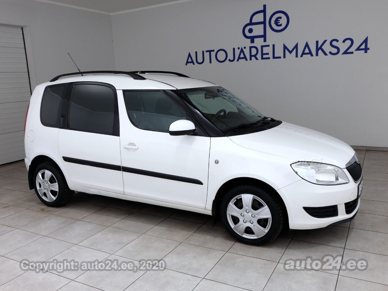 Skoda Roomster Facelift