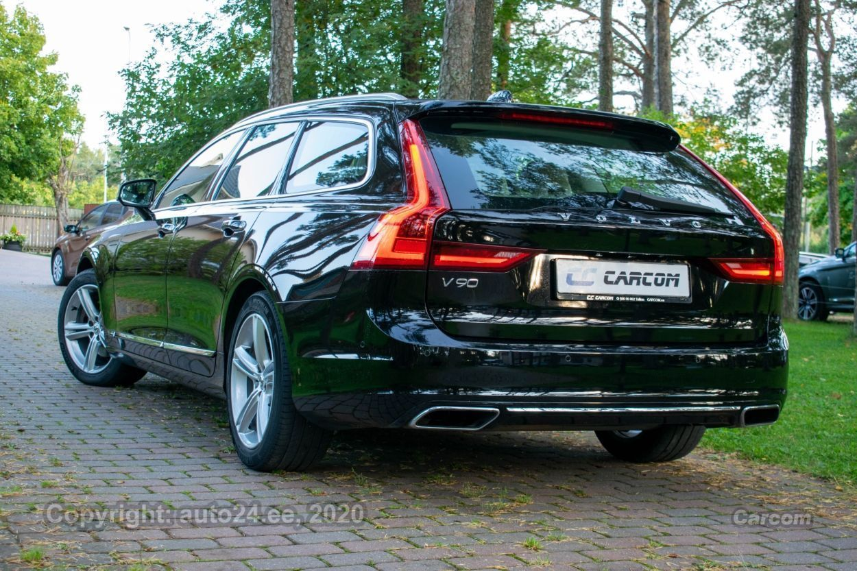 Volvo V90 Inscription Intelli Safe PRO Winter 2.0 D4 140kW