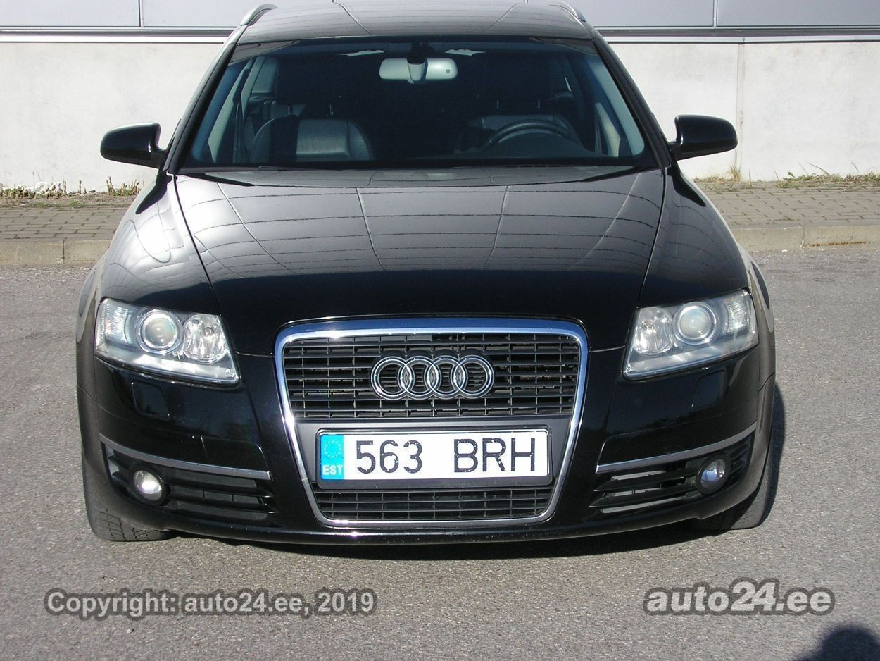 Audi A6 2 0 103kW - auto24 ee