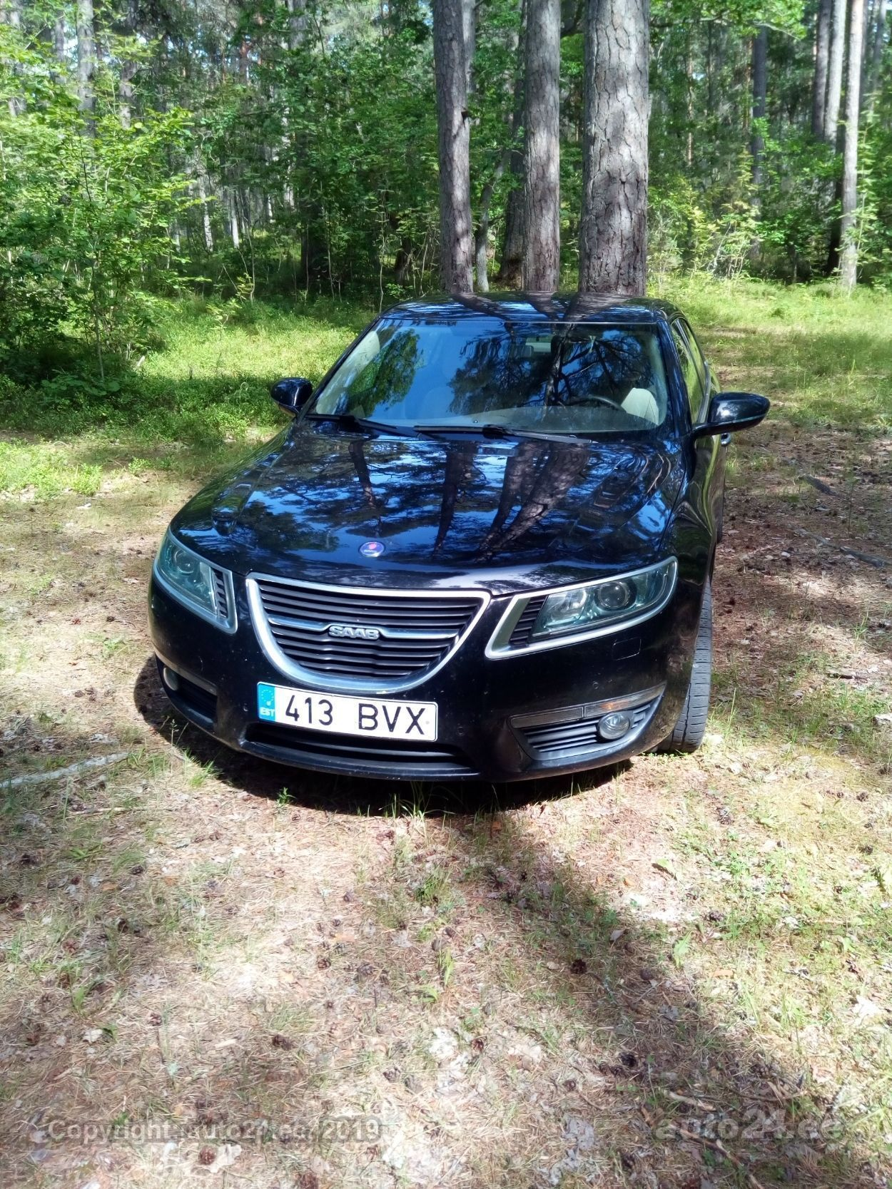 Saab 9-5 Vector 2.0 Turbo 162kW