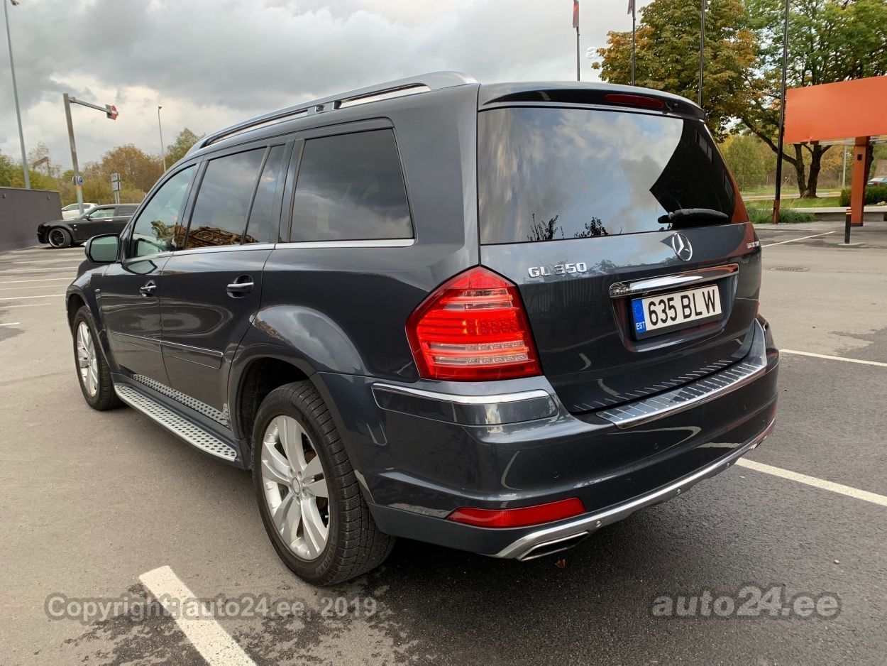 Mercedes-Benz GL 350 Facelift BlueEfficiency 3.0 V8 155kW