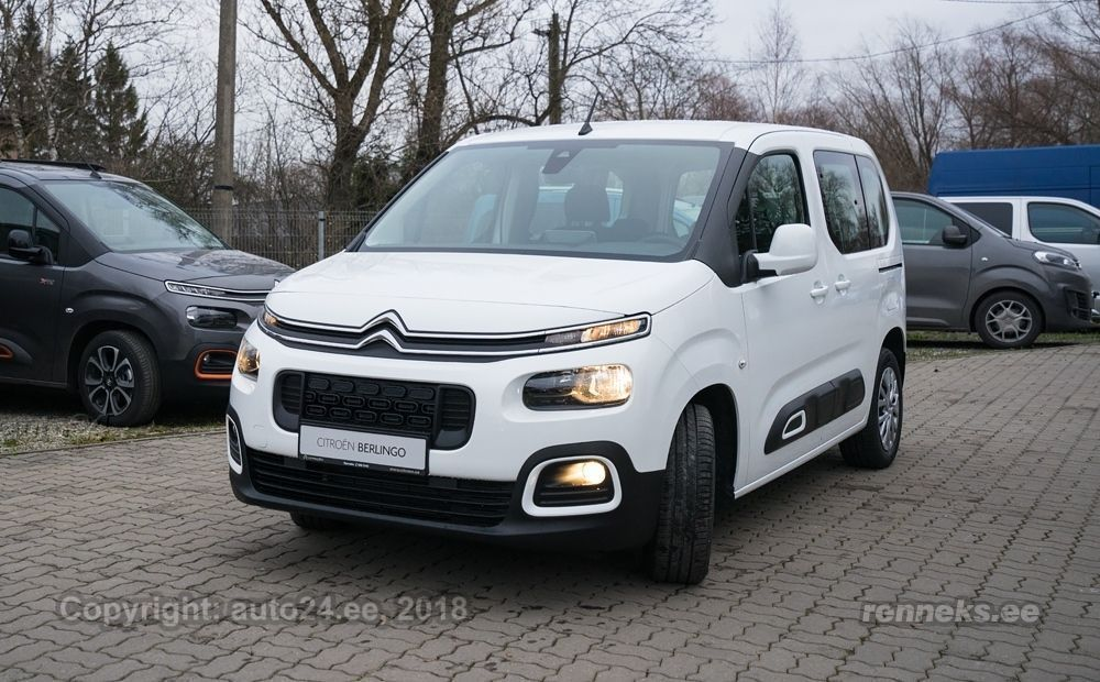 Citroen Berlingo 110 Live Business Pack Puretech 110 81kW