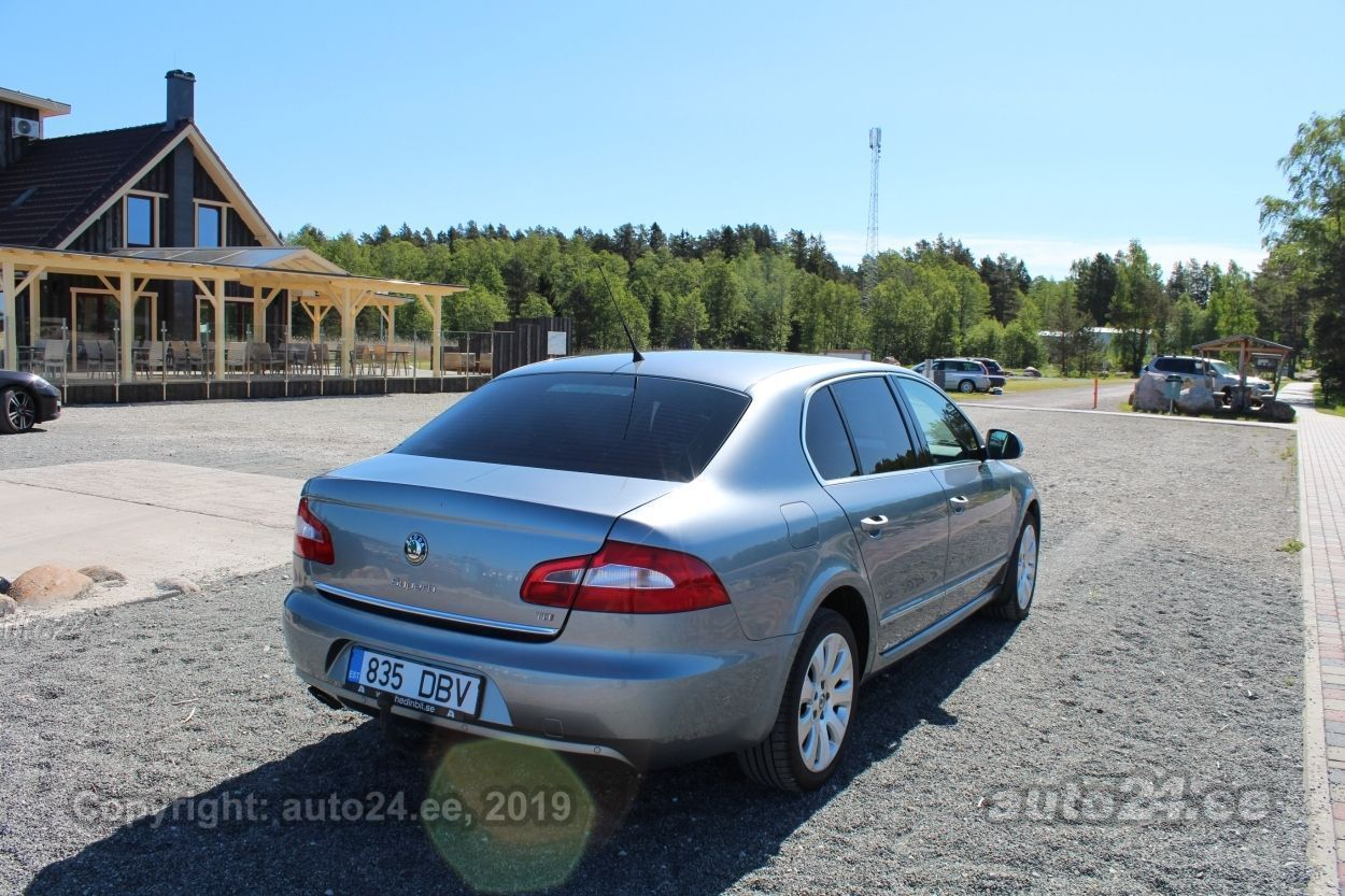 Skoda Superb 2.0 103kW