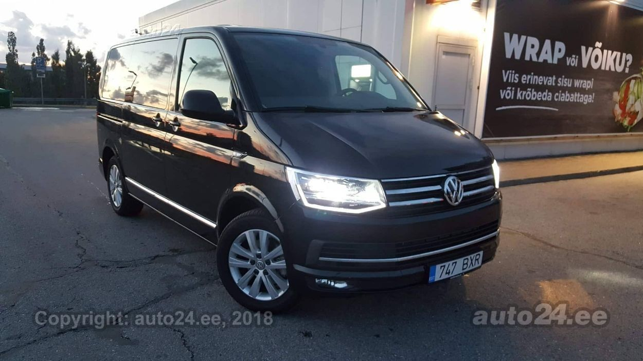 volkswagen multivan highline t6 tdi 2 0 110kw. Black Bedroom Furniture Sets. Home Design Ideas