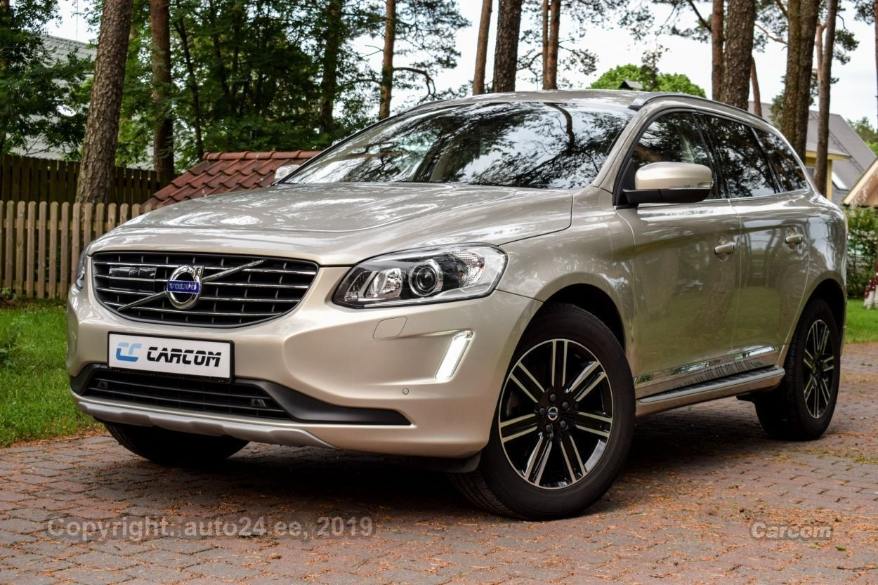 Volvo XC60 AWD SUMMUM INTELLI SAFE WINTER MY 2017 2.4 D4 140kW