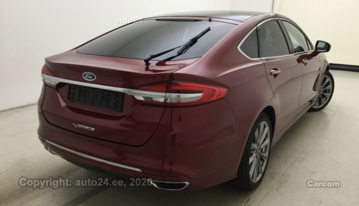 Ford Mondeo Vignale Safety AWD 8k-ATM 2.0 Ecoblue Facelift 140kW