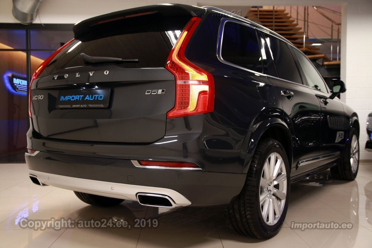 Volvo XC90 AWD INSCRIPTION XENIUM INTELLI SAFE LUXURY 17 2.0 D5 173kW