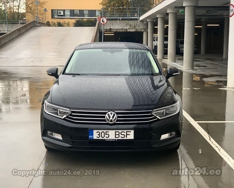 Volkswagen Passat Trendline 1.4 92kW
