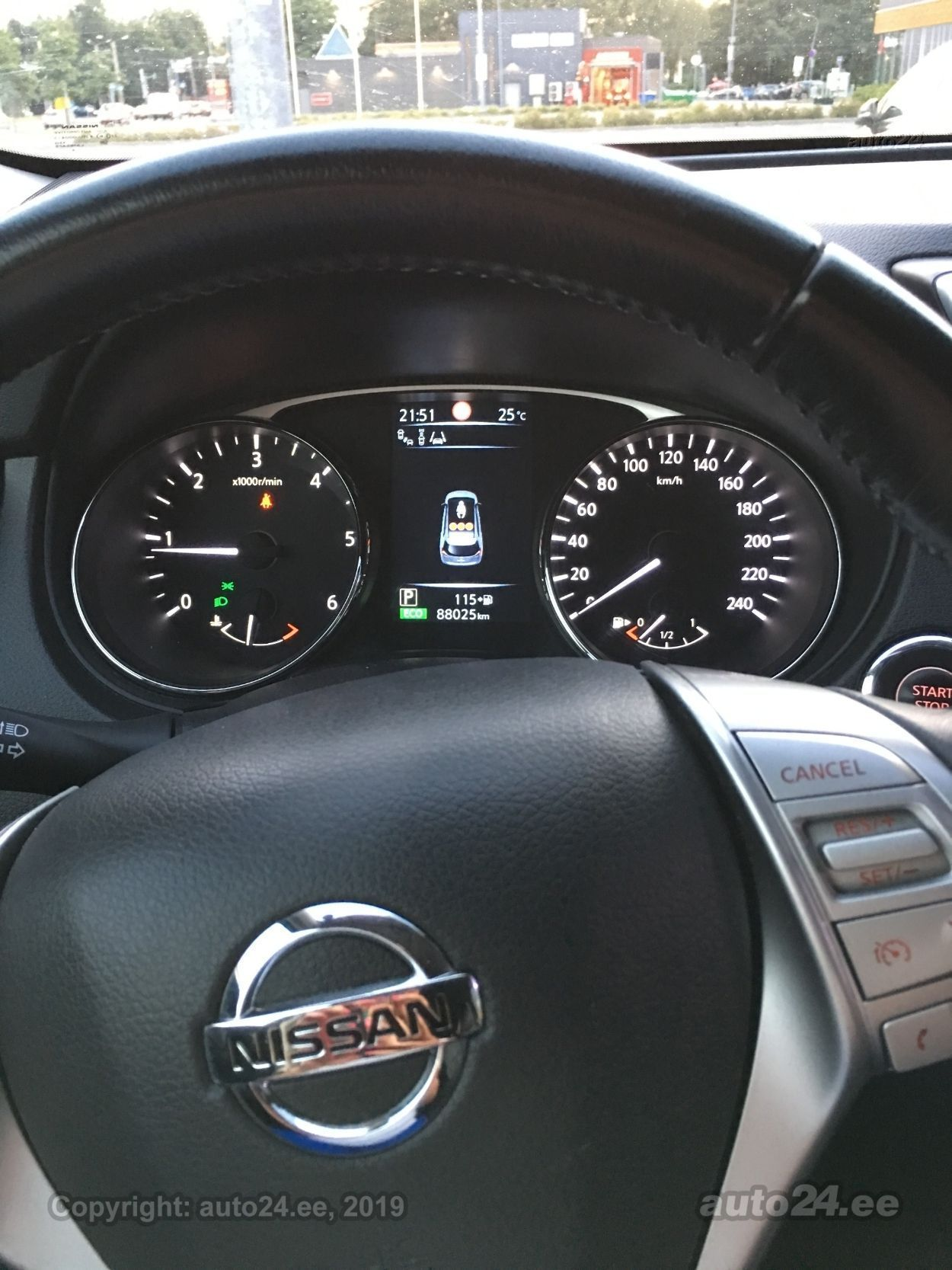 Nissan X-Trail Tekna 1.6 96kW