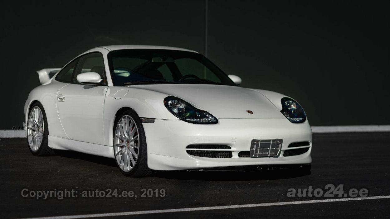 Porsche 911 Carrera 4 3.4 221kW