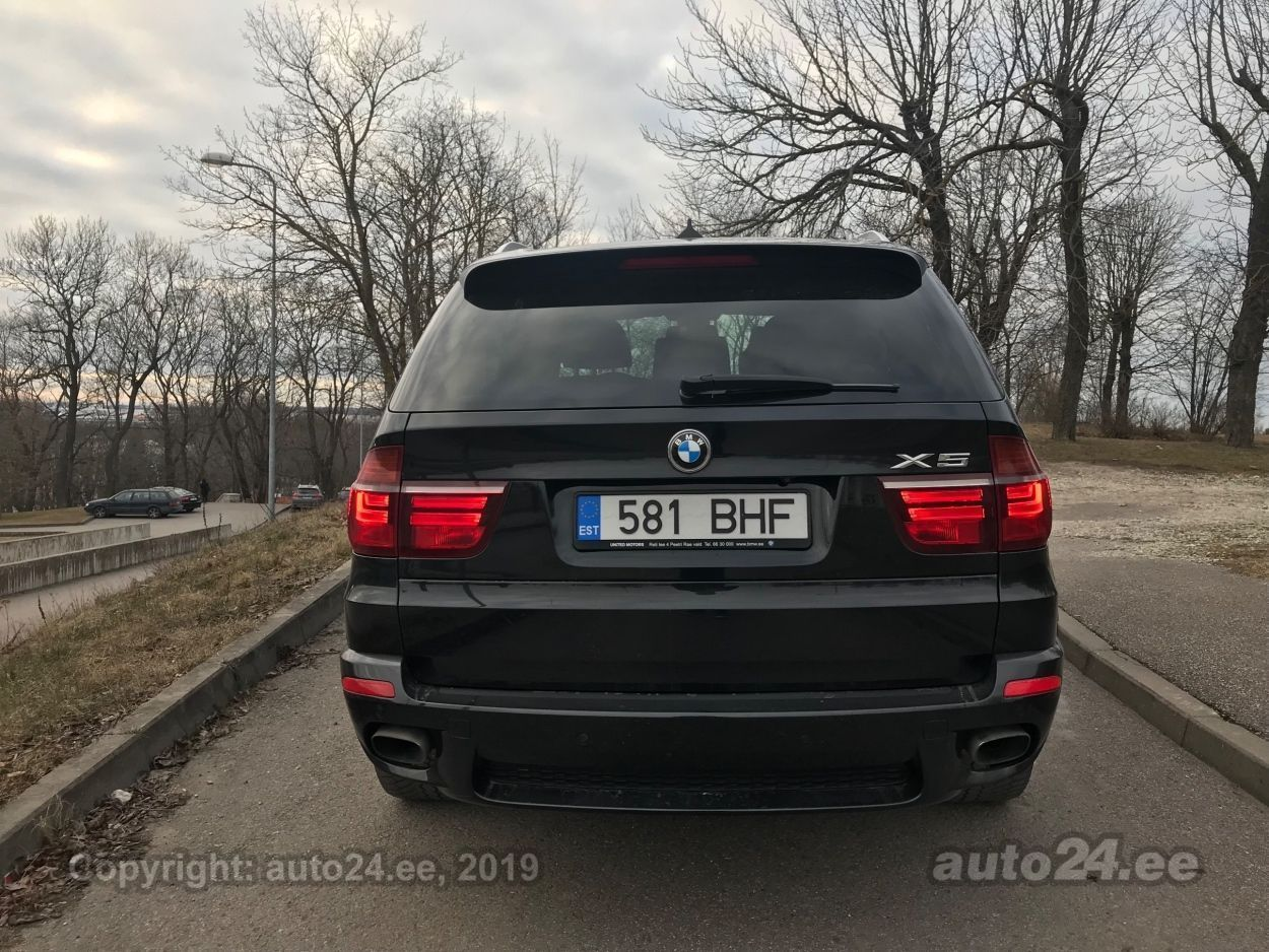 BMW X5 xDrive30d FACELIFT M Sports Individual 3.0 180kW