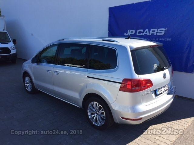 Volkswagen Sharan Comfortline 2.0 103kW
