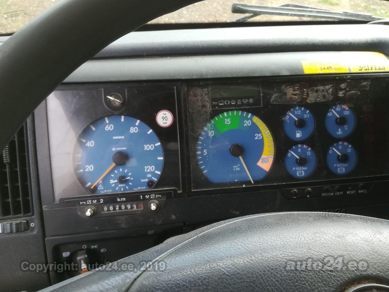 Mercedes-Benz 1217l4*2 125kW