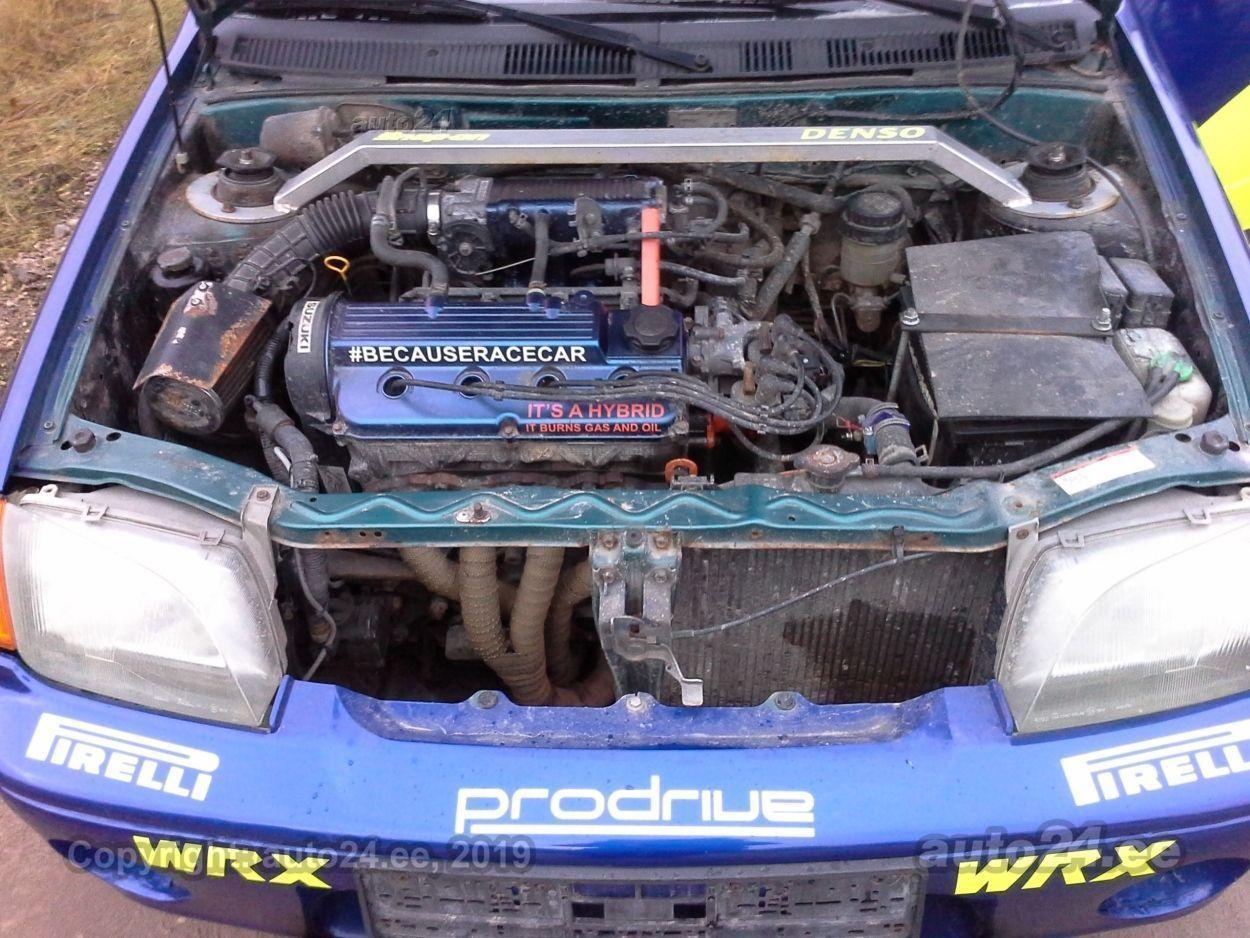 Subaru Justy 1997 1.6 80kW