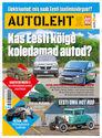 Autoleht 21. augustil 2019