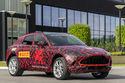 Aston Martini džiip valmib peagi