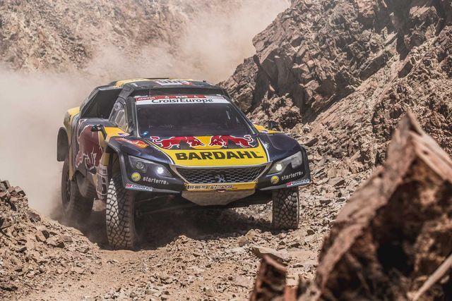 Sebastien Loeb. Foto: Red Bull Content Pool