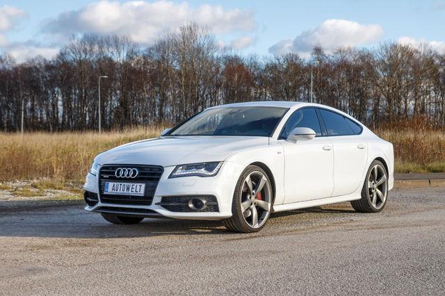 Audi A7 on kallim ja ilusam kui A6. Vastupidavus on üldiselt korralik. Foto: Pille Russi