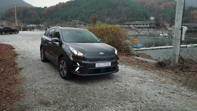 Kia e-Niro. Kaader: Youtube