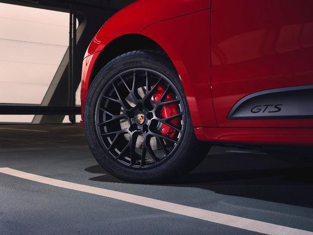 Porsche Macan GTS. Foto: Porsche