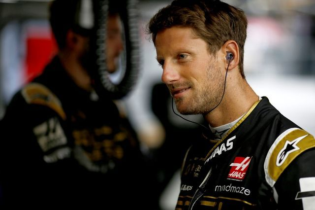 Romain Grosjean. Foto: Haas F1 Team