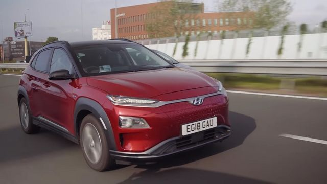 Hyundai Kona. Kaader: Youtube