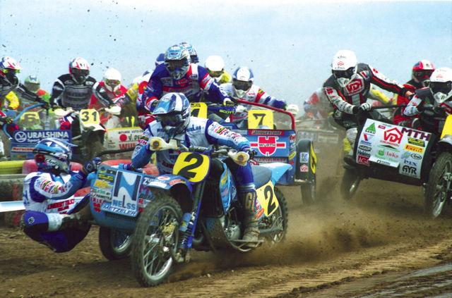 Jaanikese motokompleksi ajaloos on kõrghetki olnud mitu, kuid kõige olulisemate võistlustena korraldati aastatel 1999–2004 külgvankrite MM-etappe motokrossis. Foto: Kristjan Sooper