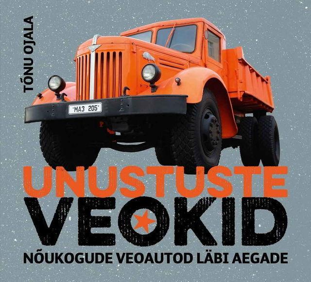 Raamat nõukogude veoautodest. Foto: Ühinenud Ajakirjad