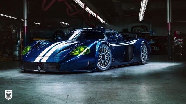 Maserati MC12. Kaader: Youtube