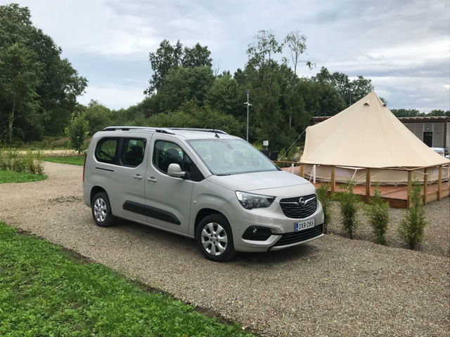 Opel Combo Life XL. Foto: Margus Pipar