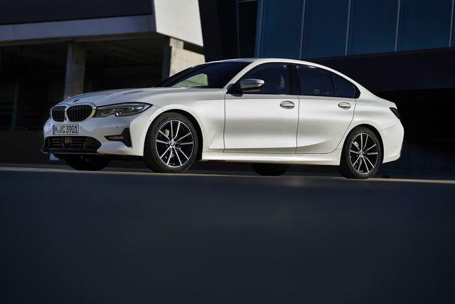 Uus BMW 3. seeria. Foto: BMW